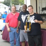 2nd place Pork Franklin IN 2011