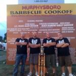 Standing Tall Murphysboro, Il 2010