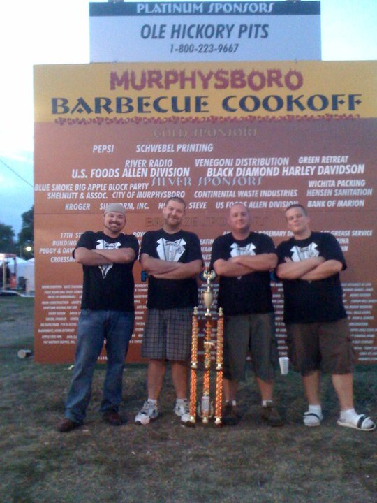 The Boys Murphysboro IL 2010