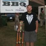 Tommy trophy Murphysboro IL 2010